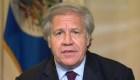 Almagro: Tenemos un gobierno ilegítimo sentado en el seno de la OEA