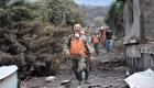 Alertó la Conred a tiempo del peligro del volcán de Fuego