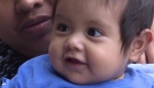 La bebé rescatada en Guatemala, símbolo de esperanza