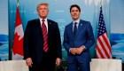 Trump critica a aliados de EE.UU. tras cumbre del G7