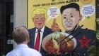 Restaurantes ofrecen menú temático por cumbre Trump- Kim
