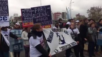 Argentina: la búsqueda del pesquero Rigel
