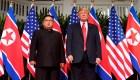 Trump celebra resultados de cumbre con Kim