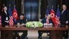 Momentos relevantes de histórica cumbre en Singapur