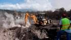 Lluvias complican las labores de rescate en Guatemala