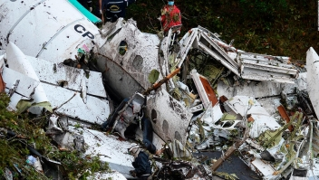 Bolivia reacciona al documental de CNN sobre accidente aéreo del Chapecoense