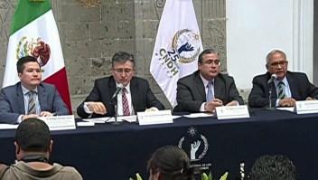 CNDH critica la Ley de Comunicación Social de Peña Nieto