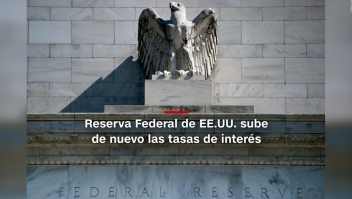 #MinutoCNN: Reserva Federal de EE.UU. sube tasas de interés