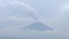 Aumenta la actividad del Volcán Pacaya en Guatemala