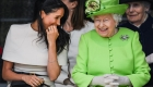 Meghan Markle inicia gira pública con la reina Isabel II