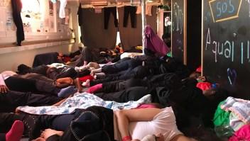Europa bajo presión por crisis de migrantes