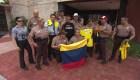 Así viven la fiebre mundialista los policías de Miami