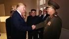 """Los desafíos de Trump: """"Detener los juegos de guerra"""""""