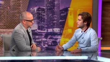 El consejo de Jamie Foxx a Diego Boneta