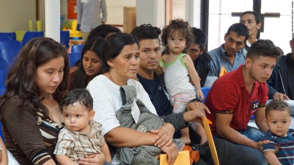 Inmigrantes en Texas
