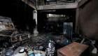 Culpan a sandinistas por el incendio mortal de vivienda en Managua