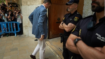 El cuñado de Felipe VI a la cárcel por caso de corrupción