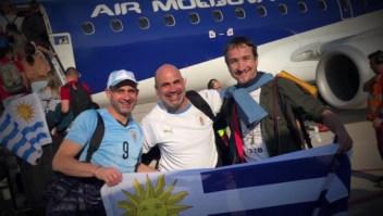 Diario de Darío: la pasión mundialista de Uruguay a Moscú