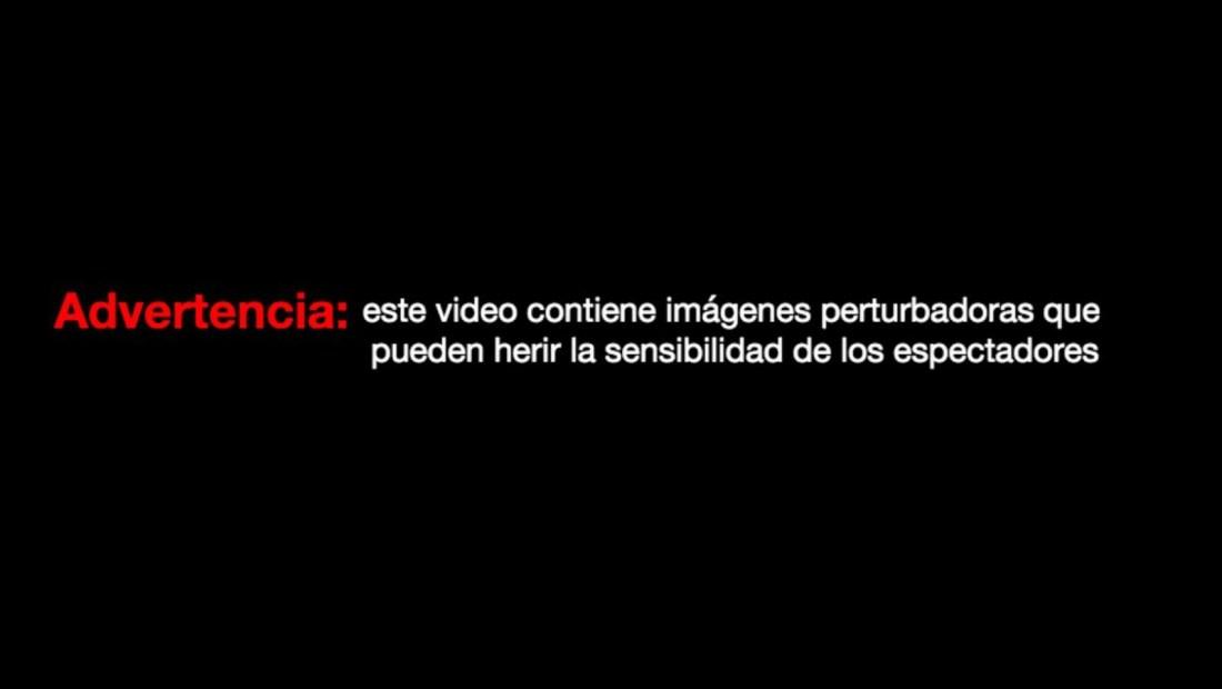 Dejan cuerpos desmembrados sobre avenida de la capital mexicana