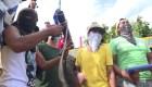 Entrando a Masaya, el bastión de las protestas en Nicaragua
