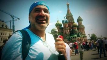 El fútbol es el idioma común en Moscú