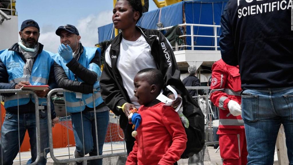 Aumenta el número de desplazados en el mundo