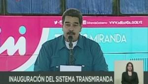 Maduro descalifica la presidencia de Santos