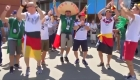 El sabor de las celebraciones latinas se toman Rusia