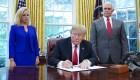 ¿Qué significa el decreto presidencial de Trump sobre inmigración?