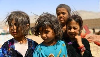 El 52% de los refugiados del mundo son niños
