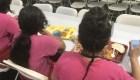 De Blasio describe condiciones insalubres de albergue para niños en Harlem, Nueva York