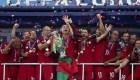 Así es la selección de Portugal en Rusia 2018