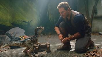 """""""Jurassic World: Fallen Kingdom"""" tuvo un buen fin de semana en la taquilla mundial."""