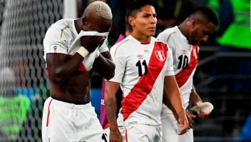 Perú queda fuera del Mundial