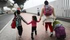 Décadas de lucha inmigratoria en EE.UU.