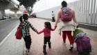 El gobierno de EE.UU. trabaja para reunir a las familias separadas