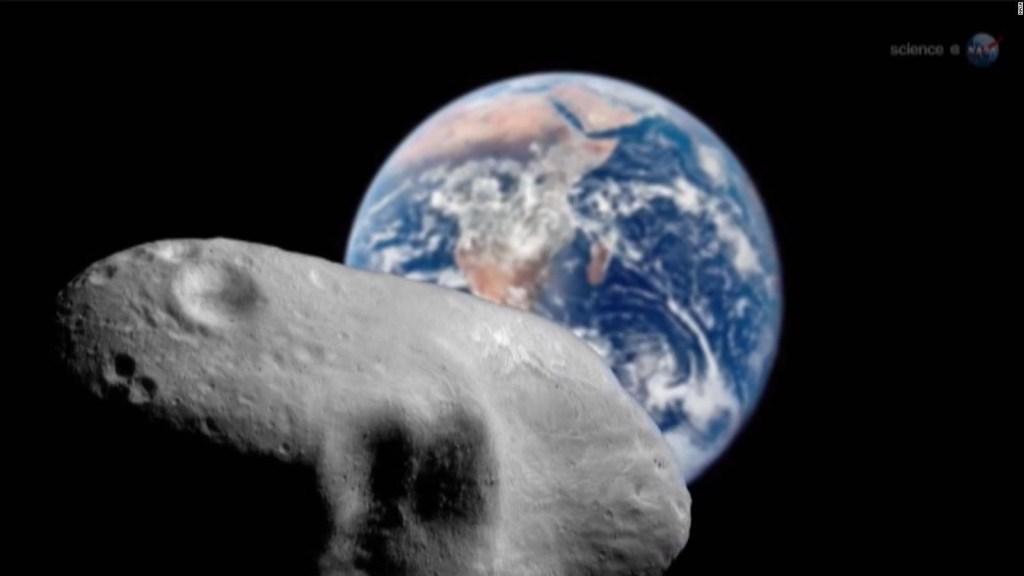 Así planea la NASA desviar asteroides peligrosos