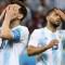 Ecos de la dura derrota de Argentina