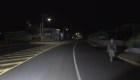 Managua, una ciudad desierta en las noches