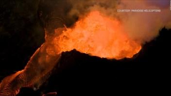 #ElDatoDeHoy: el volcán Kilauea sigue expulsando lava
