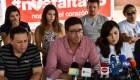 Familiares de periodistas de El Comercio exigen esclarecer el caso