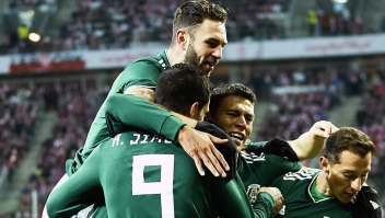 """""""Picante"""": así juega México la Copa del Mundo"""