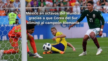 #MinutoCNN: México en octavos gracias a Corea del Sur