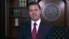 Peña Nieto invita a votar y reconoce violencia electoral