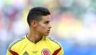 Así llegó James a su segundo Mundial de Fútbol con Colombia
