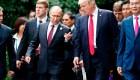 """Periodista ruso: """"Sólo elegimos a Trump. Eso es todo""""."""