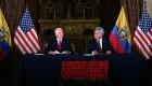 Pence: Apoyaremos asistencia de Ecuador a venezolanos