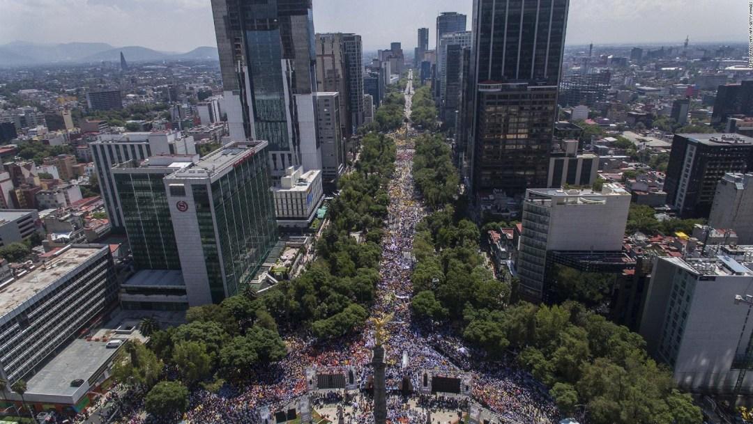 #ReporteW: ¿Cuál es el mayor problema de México?