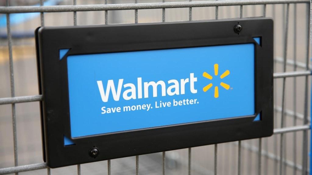 Recorrido virtual de compras en Walmart