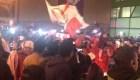El regreso de la selección peruana tras la eliminación en el Mundial